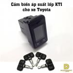 Cảm biến áp suất lốp KTi van trong cho xe Toyota