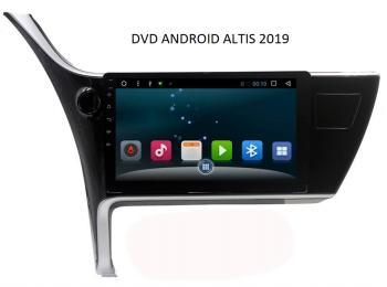 DVD TOYOTA ALTIS 2019