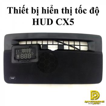 Thiết bị hiển thị tốc độ HUD xe ô tô CX5