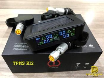 Cảm biến áp suất lốp K12 van trong